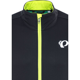 PEARL iZUMi Elite Pursuit Veste Softshell Homme, black/pepper green